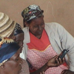 A Beating for a Phone: Women Struggle to Access Mobile Technology