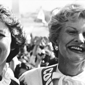 Betty Ford, champion of women's rights