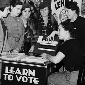 HERVotes: Why Women Must Vote in 2012