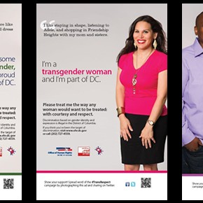 It's about time! DC Becomes First City in US to Launch Transgender Equality Campaign