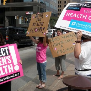 Ohio House Committee Votes to Defund Planned Parenthood