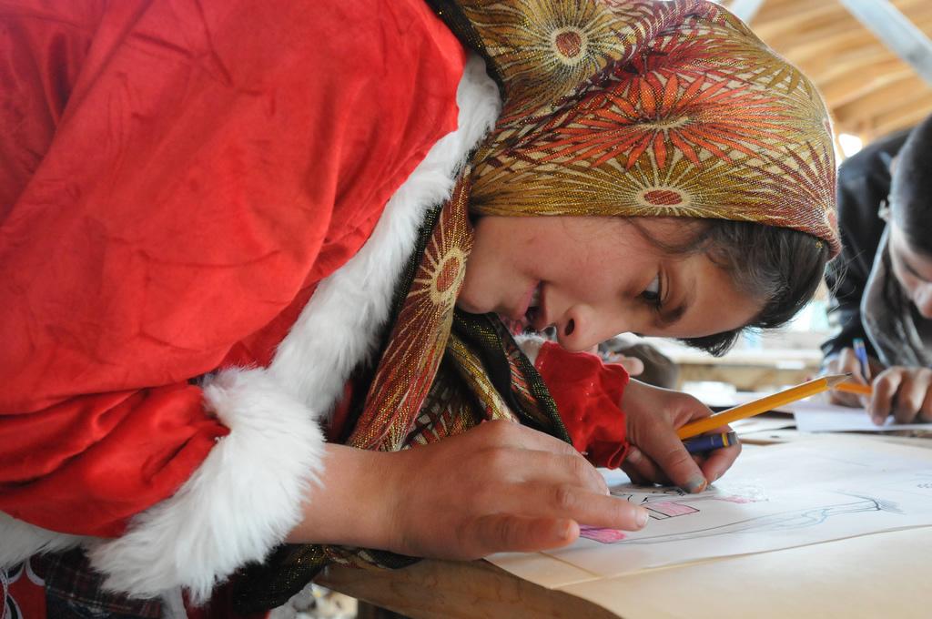 Afghan Literacy