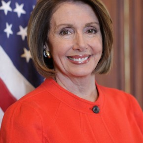 Pelosi Decides to Stay as House Democratic Leader