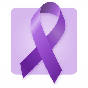 Domestic Violence Awareness Ribbon