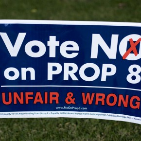 Proposition 8 Oral Arguments Heard in Supreme Court
