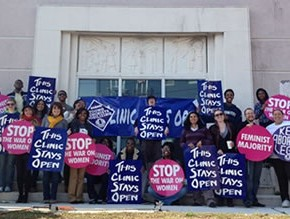 Help Protect the Last Clinic Standing in Mississippi!