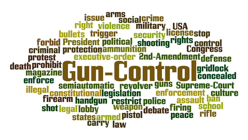 more gun control Readers sound off: we need to do more on gun control our readers shared their thoughts on gun control after the recent massacre in las vegas.