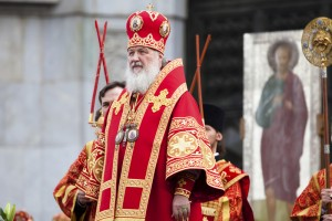 """Patriarch Kirill, the leader of the Russian Orthodox Church, warned members of Union of Orthodox Ukrainian Women that feminism is """"very dangerous"""" and could threaten the stability of Russia. According to new agencies, Patriarch Kirilltold the meeting, """"I consider this phenomenon called feminism very dangerous, because feminist organizations proclaim the pseudo-freedom of women, which, in the first place, must appear outside of marriage and outside of the family."""" """"Man has his gaze turned outward – he must work, make money – and woman must be focused inwards, where her children are, where her home is,"""" he continued. """"If this incredibly important function of women is destroyed then everything will be destroyed – the family and, if you wish, the motherland."""" He continued, """"It's not for nothing that we call Russia the motherland."""" Patriarch Kirill has become a close ally of Vladimir Putin. The connection between Putin and the Church was challenged by the feminist punk bandPussy Riotin their iconic performance that garnered international attention. Three members of Pussy Riot were arrested and found guilty of """"hooliganism"""" for the performance. Though one member was freed on appeal, the remaining two must serve a two year sentence in prison.Earlier this year, one [...]"""