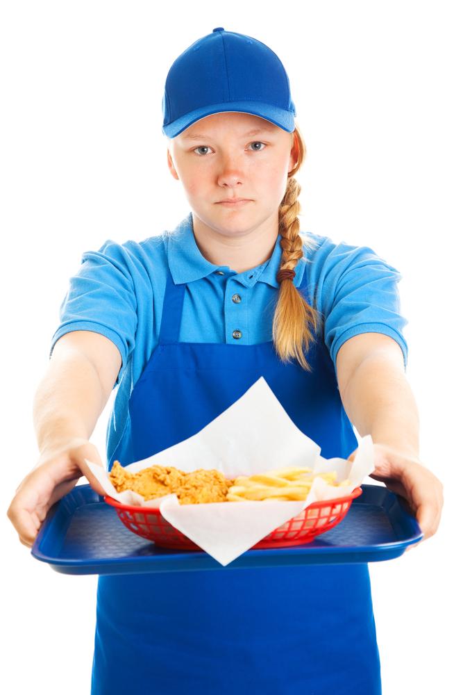 Fast Food Worker Education