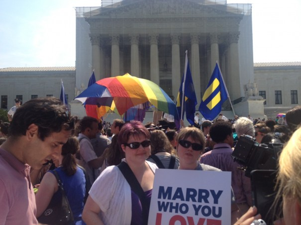 breakdown of supreme court justices vote on same sex marriage in Orlando