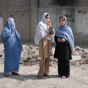 Afghan Police Accused of Violence Against Women