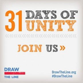 "Leading Reproductive Rights Organizations Join Together for ""31 Days of Unity"""