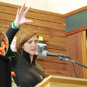 Senate Confirms Samantha Power as UN Ambassador