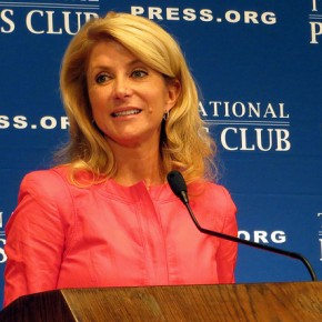 "Conservative Commentator Calls Wendy Davis ""Abortion Barbie"""