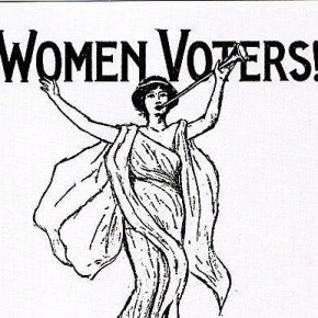 Founding Feminists: September 27, 1914