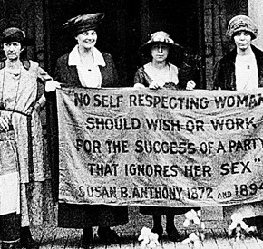 Founding Feminists: September 10, 1920