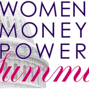 Save Your Seat: Feminist Majority's 2013 Women, Money, Power Summit Begins October 8!