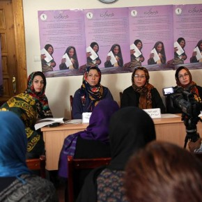 New Campaign Encourages Women to Participate in Afghanistan's Next Election