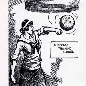 Founding Feminists: October 2, 1918