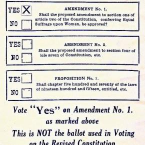 Founding Feminists: October 25, 1915