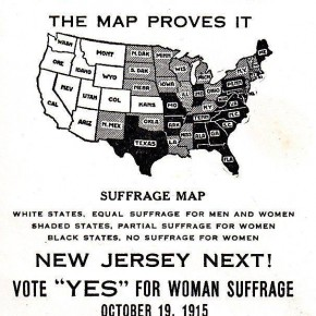 Founding Feminists: October 15, 1915