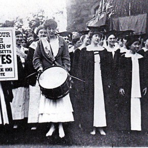 Founding Feminists: October 24, 1915