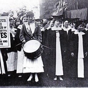 Founding Feminists: October 24, 1915