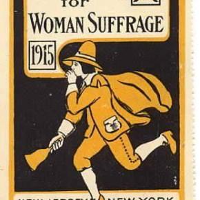 Founding Feminists: October 16, 1915