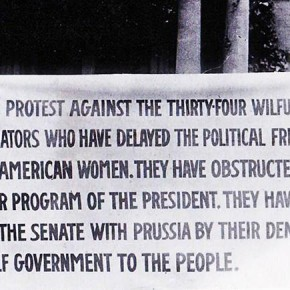 Founding Feminists: October 1, 1918