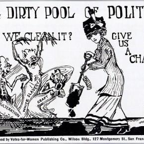 Founding Feminists: October 4, 1911