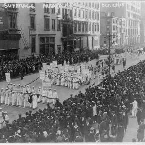 Founding Feminists: October 23, 1915