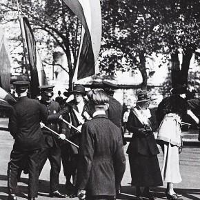 Founding Feminists: October 14, 1918