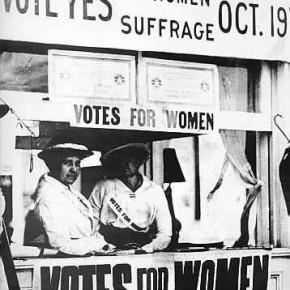 Founding Feminists: October 17, 1915