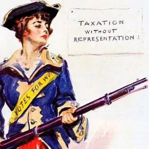 Founding Feminists: October 29, 1915