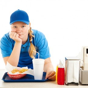 Over Half of Fast Food Workers Enrolled in Public Assistance Programs
