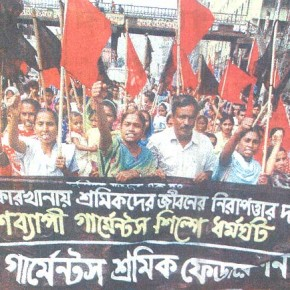 Bangladesh Garment Workers Met With Violence During Protest for Higher Wages