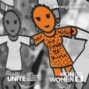 Today Is International Day for the Elimination of Violence Against Women