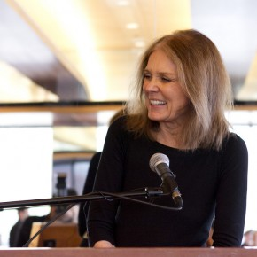Feminist Majority Foundation Celebrates Gloria Steinem's Presidential Medal of Freedom