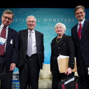 Janet Yellen Closer to Becoming Fed Chief
