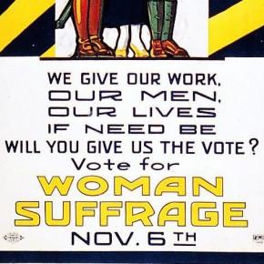 Founding Feminists: November 5, 1917