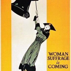 Founding Feminists: November 4, 1917