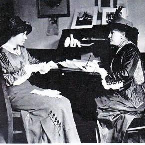 Founding Feminists: December 3, 1913