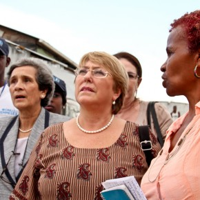 Michelle Bachelet Wins Chilean Presidency