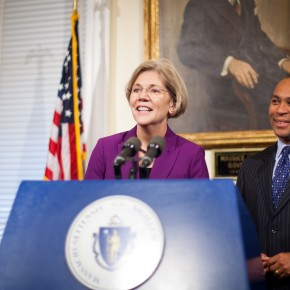 Senator Warren Introduces Equal Employment for All Act