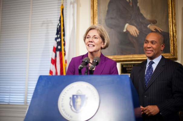 via Office of Deval Patrick
