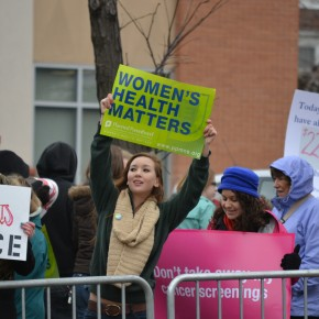 More Than A Buffer Zone: Extremists Are Chipping Away At Reproductive Rights