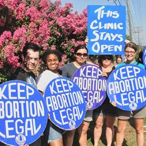Feminist Majority Foundation Supports Clinic Buffer Zones