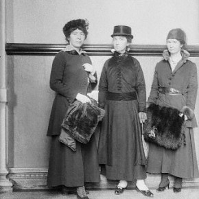 Founding Feminists: January 27, 1917