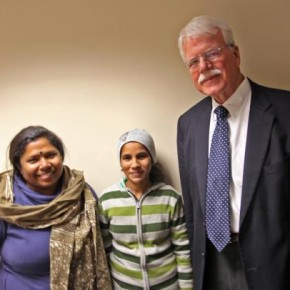 Rep. George Miller Speaks Out Against Garment Factory Conditions in Bangladesh