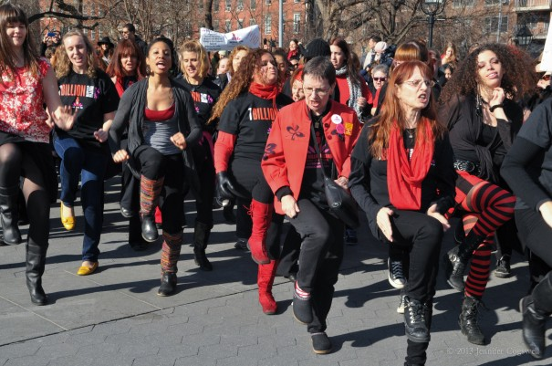 via One Billion Rising